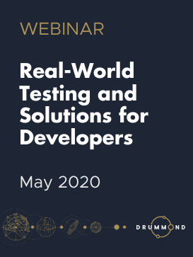 Real World Testing and Solutions